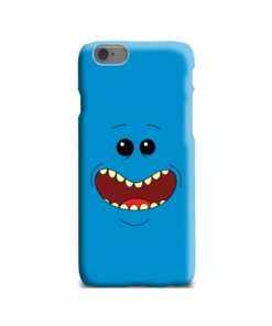 Mr Meeseeks Face for iPhone 6 Case Cover