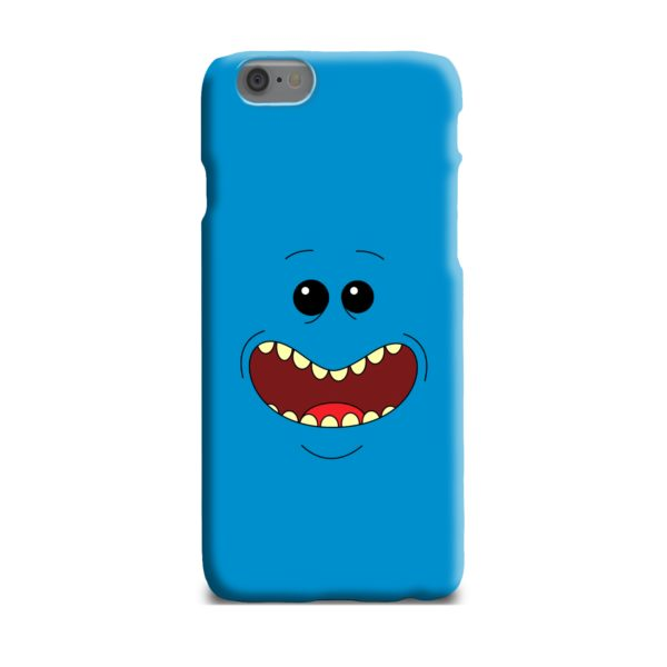 Mr Meeseeks Face for iPhone 6 Plus Case