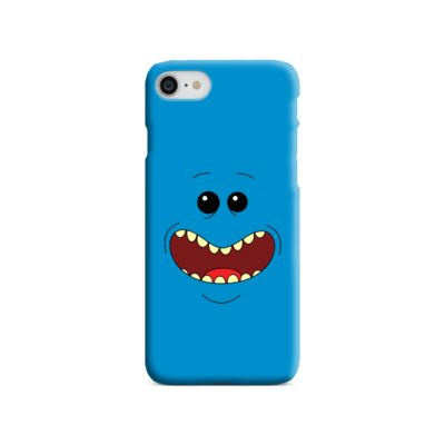 Mr Meeseeks Face for iPhone 8 Case Cover