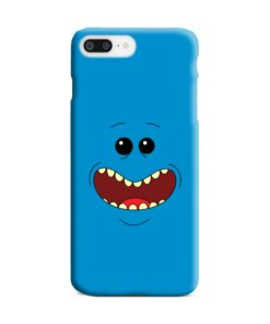 Mr Meeseeks Face for iPhone 8 Plus Case