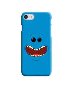 Mr Meeseeks Face for iPhone SE (2020) Case Cover