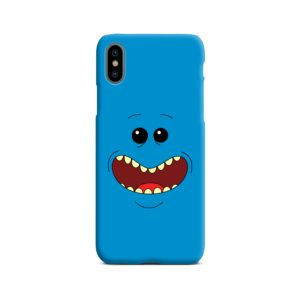 Mr Meeseeks Face for iPhone X / XS Case Cover