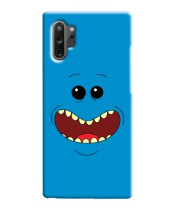 Mr Meeseeks Face for Samsung Galaxy Note 10 Case