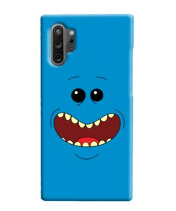 Mr Meeseeks Face for Samsung Galaxy Note 10 Plus Case Cover