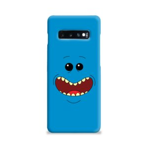 Mr Meeseeks Face for Samsung Galaxy S10 Plus Case Cover
