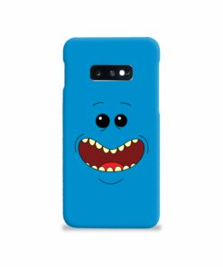 Mr Meeseeks Face for Samsung Galaxy S10e Case Cover