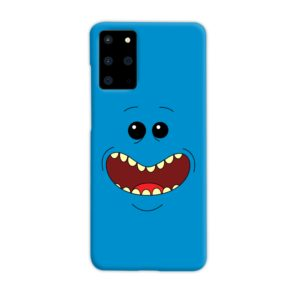 Mr Meeseeks Face for Samsung Galaxy S20 Plus Case Cover