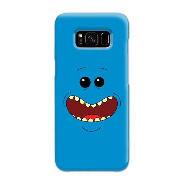 Mr Meeseeks Face for Samsung Galaxy S8 Case Cover
