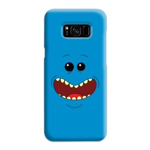 Mr Meeseeks Face for Samsung Galaxy S8 Plus Case