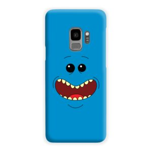 Mr Meeseeks Face for Samsung Galaxy S9 Case Cover
