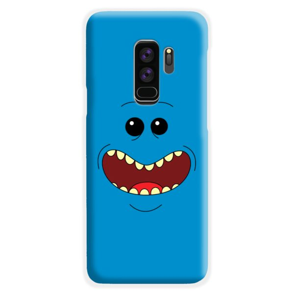 Mr Meeseeks Face for Samsung Galaxy S9 Plus Case