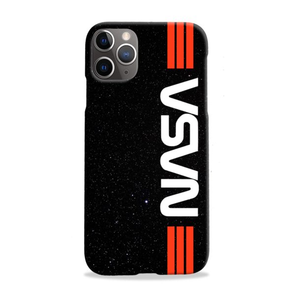 Nasa Striped Colour iPhone 11 Pro Max Case