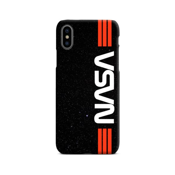 Nasa Striped Colour iPhone X / XS Case