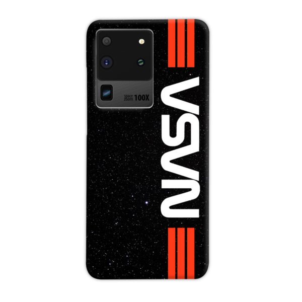 Nasa Striped Colour Samsung Galaxy S20 Ultra Case