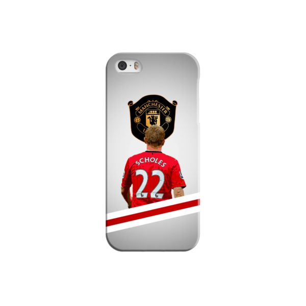 Paul Scholes MU FC iPhone 5 Case
