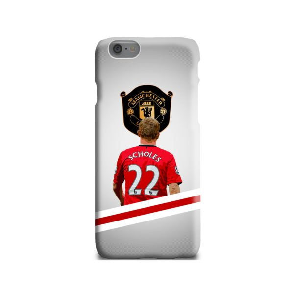 Paul Scholes MU FC iPhone 6 Case