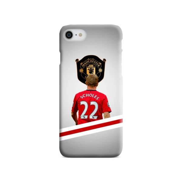 Paul Scholes MU FC iPhone 7 Case