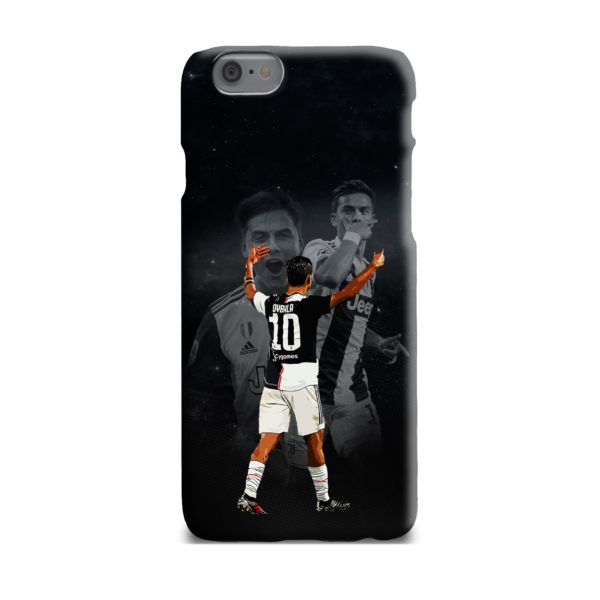 Paulo Dybala Juventus iPhone 6 Plus Case