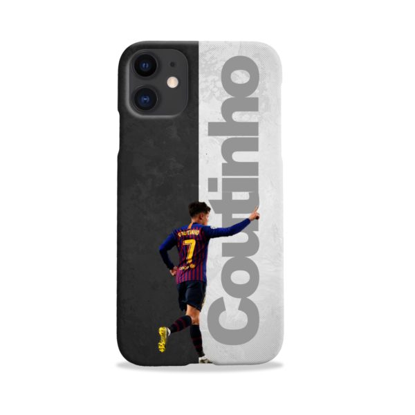Philippe Coutinho Barcelona iPhone 11 Case