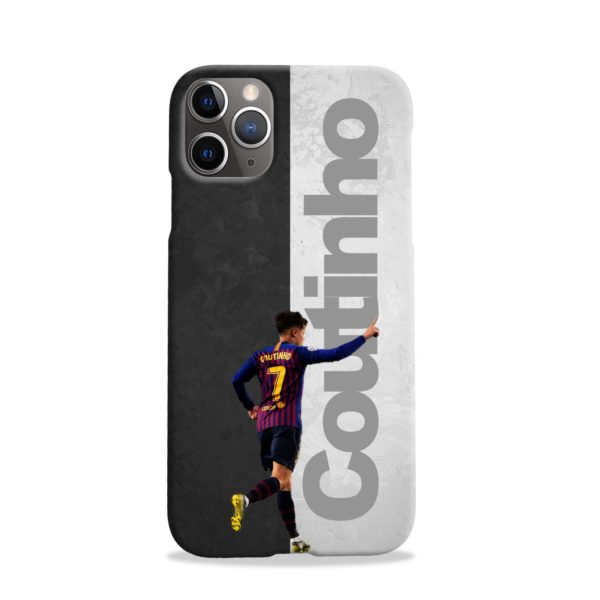 Philippe Coutinho Barcelona iPhone 11 Pro Case