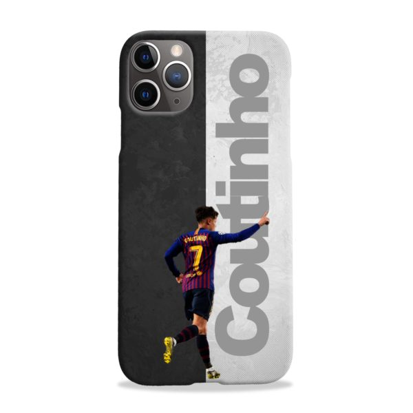 Philippe Coutinho Barcelona iPhone 11 Pro Max Case