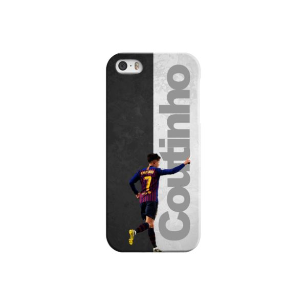 Philippe Coutinho Barcelona iPhone 5 Case