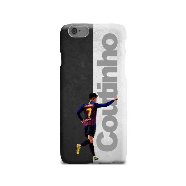 Philippe Coutinho Barcelona iPhone 6 Case