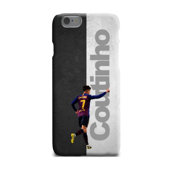 Philippe Coutinho Barcelona iPhone 6 Plus Case
