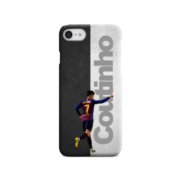 Philippe Coutinho Barcelona iPhone 8 Case