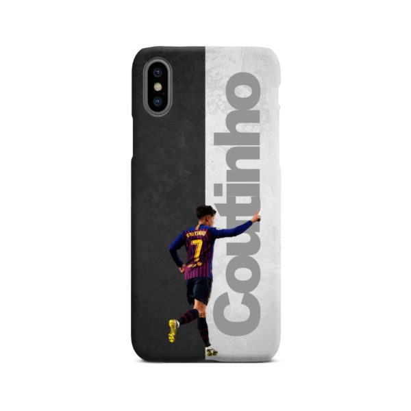 Philippe Coutinho Barcelona iPhone X / XS Case