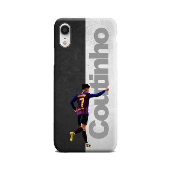 Philippe Coutinho Barcelona iPhone XR Case