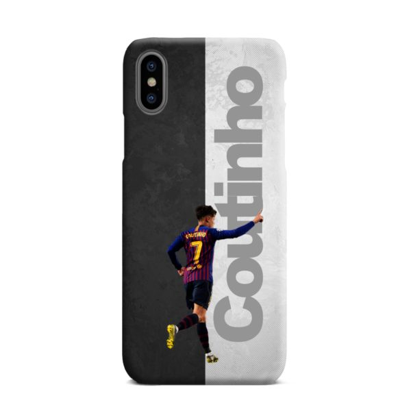 Philippe Coutinho Barcelona iPhone XS Max Case