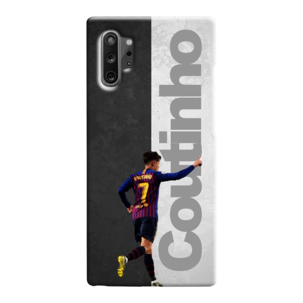 Philippe Coutinho Barcelona Samsung Galaxy Note 10 Case