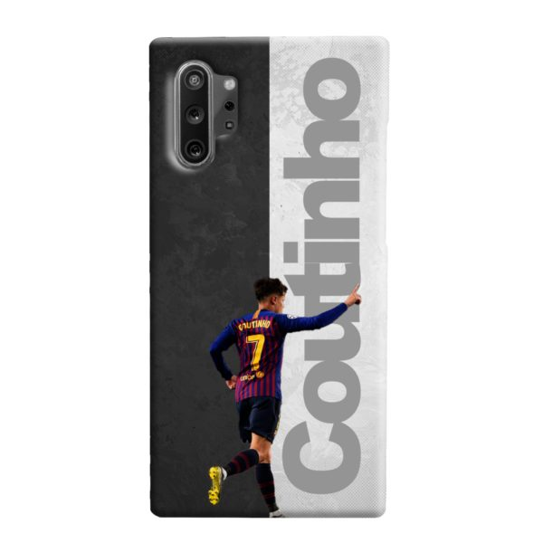 Philippe Coutinho Barcelona Samsung Galaxy Note 10 Plus Case