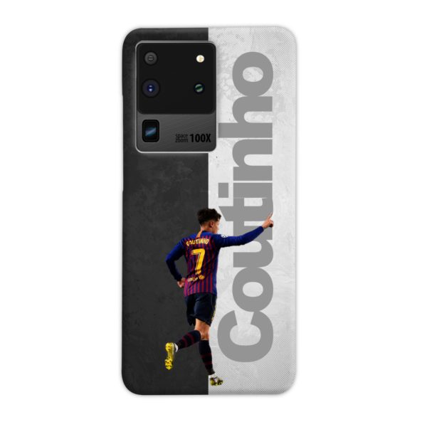 Philippe Coutinho Barcelona Samsung Galaxy S20 Ultra Case