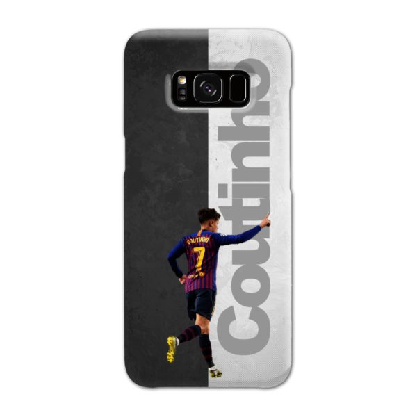 Philippe Coutinho Barcelona Samsung Galaxy S8 Case