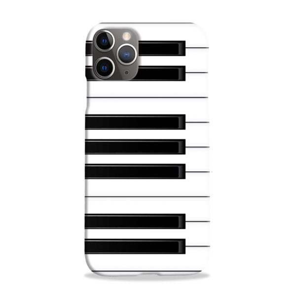 Piano Keys Musical Instruments iPhone 11 Pro Max Case