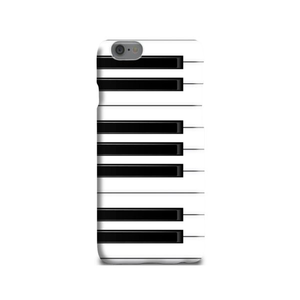 Piano Keys Musical Instruments iPhone 6 Case