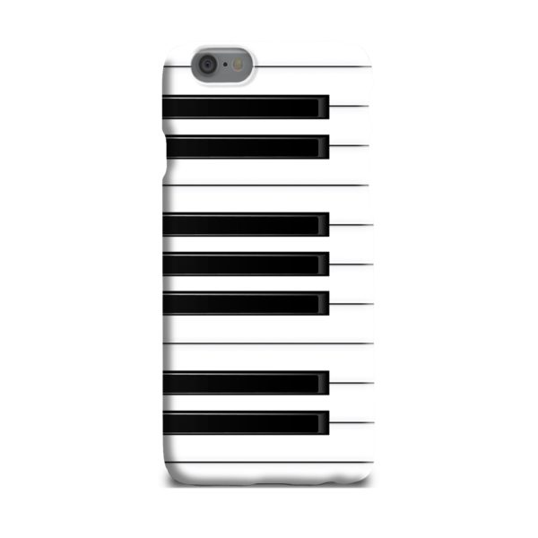 Piano Keys Musical Instruments iPhone 6 Plus Case