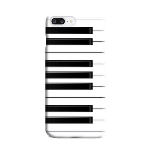 Piano Keys Musical Instruments iPhone 8 Plus Case