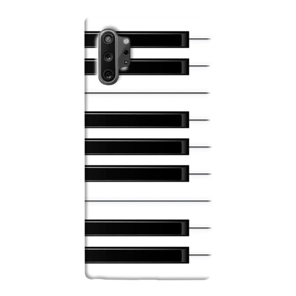 Piano Keys Musical Instruments Samsung Galaxy Note 10 Case