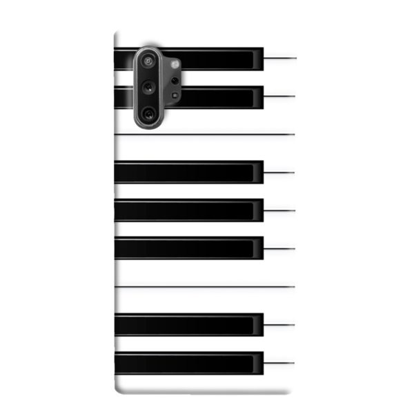 Piano Keys Musical Instruments Samsung Galaxy Note 10 Plus Case