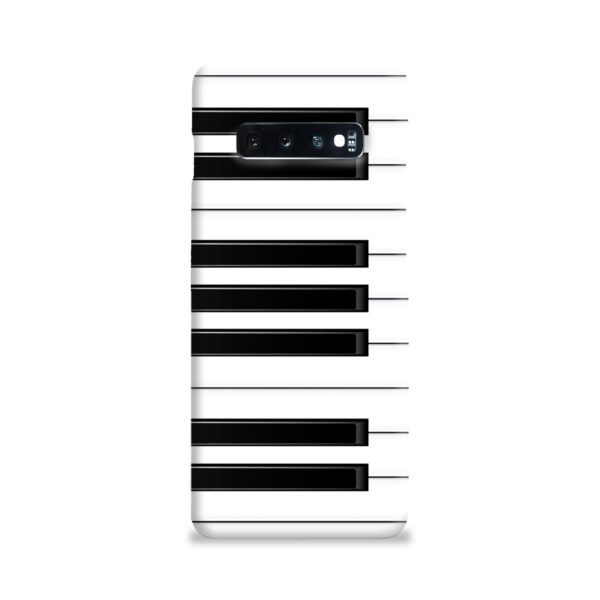 Piano Keys Musical Instruments Samsung Galaxy S10 Plus Case