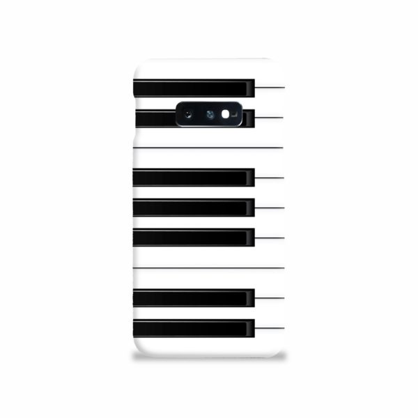 Piano Keys Musical Instruments Samsung Galaxy S10e Case