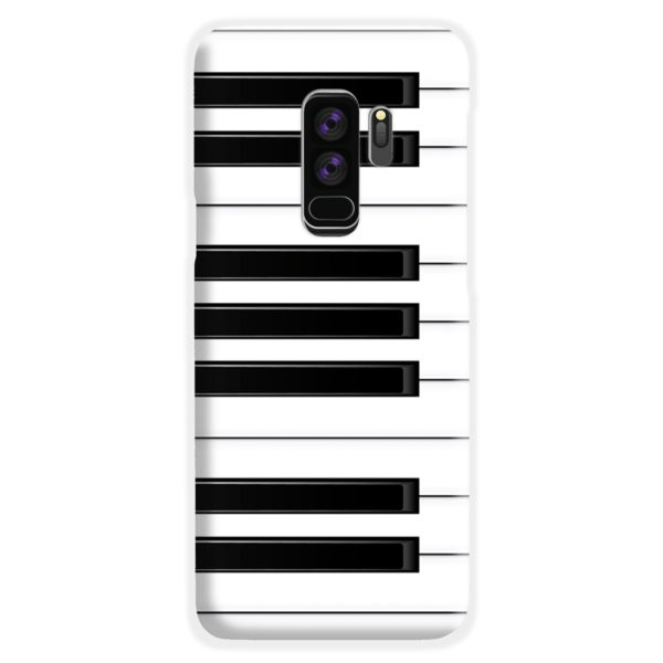 Piano Keys Musical Instruments Samsung Galaxy S9 Plus Case