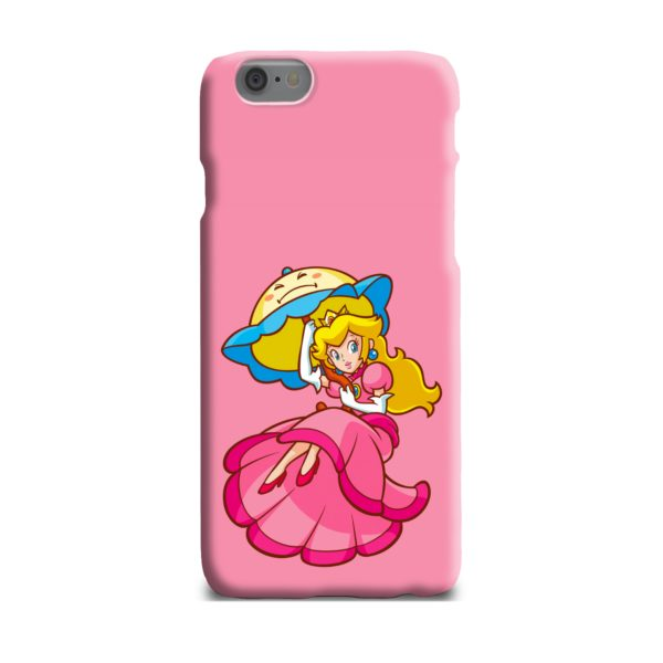 Princess Peach Super Mario iPhone 6 Plus Case