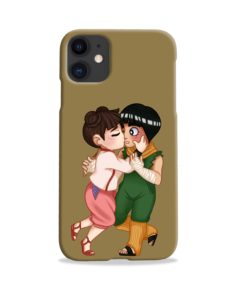 Rock Lee Chibi Anime Naruto for iPhone 11 Case