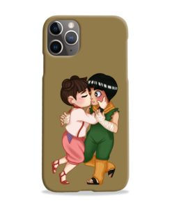 Rock Lee Chibi Anime Naruto for iPhone 11 Pro Max Case