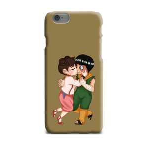 Rock Lee Chibi Anime Naruto for iPhone 6 Plus Case