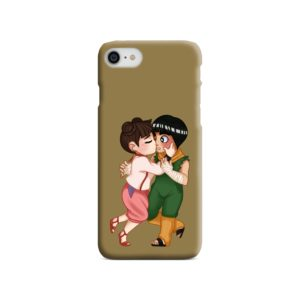 Rock Lee Chibi Anime Naruto for iPhone 7 Case Cover